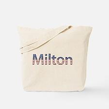 Milton Stars and Stripes Tote Bag