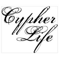 Cypher Life Poster