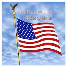 God Bless America 1 Poster