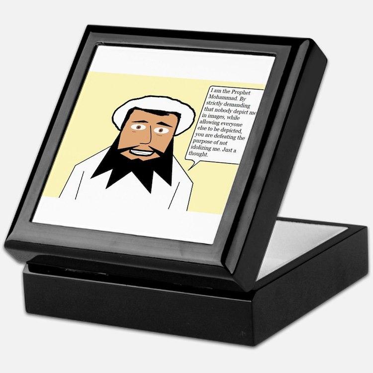 Mohammad Keepsake Box