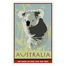 Australia I Poster