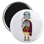 Cute Roman Gladiator Magnet