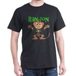 Little Monkey Randon Dark T-Shirt