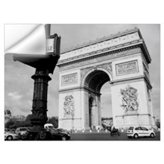Arc de Triomphe Wall Decal