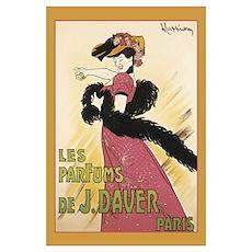 Les Parfum Poster