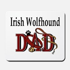 Irish Wolfhound Mousepad