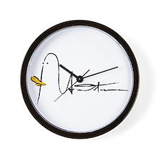 WTD: Signature Wall Clock