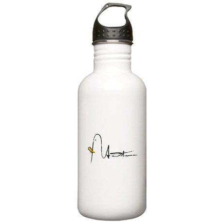 WTD: Signature Stainless Water Bottle 1.0L