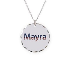 Mayra Stars and Stripes Necklace