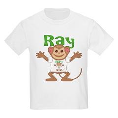 Little Monkey Ray T-Shirt