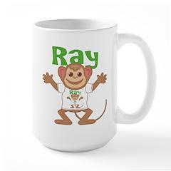 Little Monkey Ray Mug