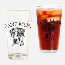 MerleB UC Dane Mom Drinking Glass