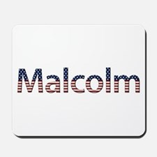 Malcolm Stars and Stripes Mousepad