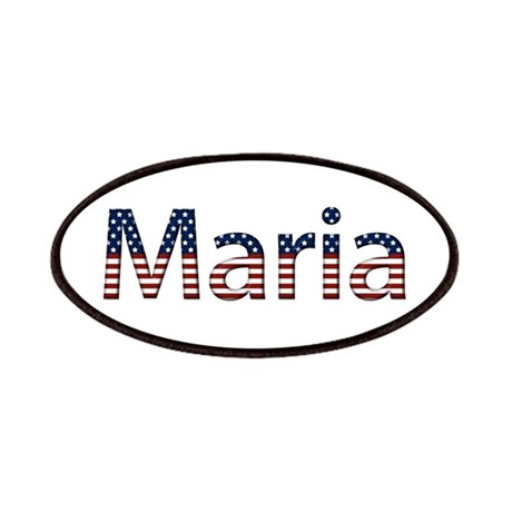Maria Stars and Stripes Patch