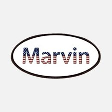 Marvin Stars and Stripes Patch