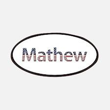 Mathew Stars and Stripes Patch