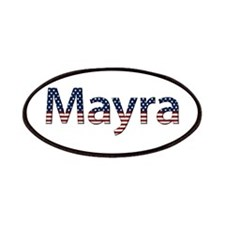 Mayra Stars and Stripes Patch