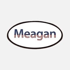 Meagan Stars and Stripes Patch