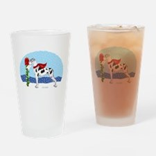 Great Dane Harle UC Mail Drinking Glass