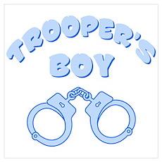 Trooper's Boy Poster