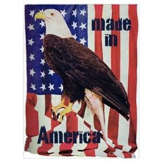 Made in America, Bald Eagle Poster
