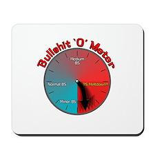 Bullshit 'O' Meter Mousepad