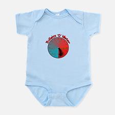 Bullshit 'O' Meter Infant Bodysuit