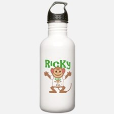 Little Monkey Ricky Sports Water Bottle