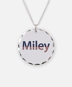 Miley Stars and Stripes Necklace