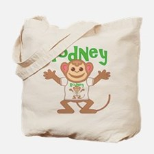 Little Monkey Rodney Tote Bag