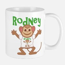 Little Monkey Rodney Mug