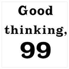 Good Thinking 99 Poster