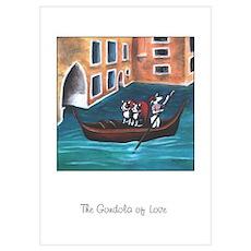 The Gondola of Boston Love Poster