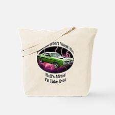 Dodge Demon 340 Tote Bag