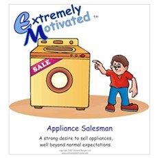 Appliance Sales Poster