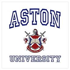 ASTON University Poster
