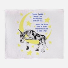Great Dane Harle Twinkle Throw Blanket