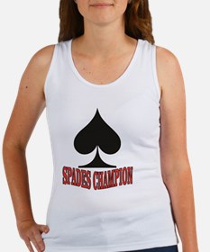 Cute Red diamond Women's Tank Top