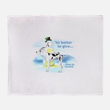 Great Dane Harle Giving Throw Blanket