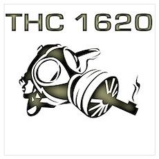 THC 1620 Poster