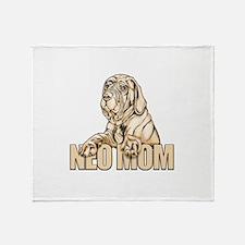 Neo Mom Tawny UC Throw Blanket