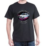 Ford thunderbolt Mens Classic Dark T-Shirts
