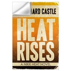 Castle Heat Rises Retro Wall Decal