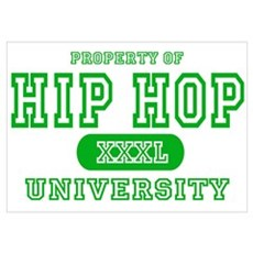 Hip Hop University Poster