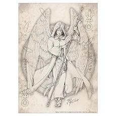 Archangel Raphael Poster