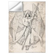 Archangel Raphael Wall Decal