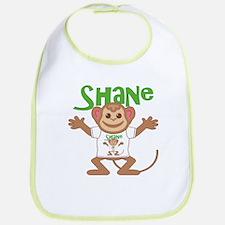 Little Monkey Shane Bib