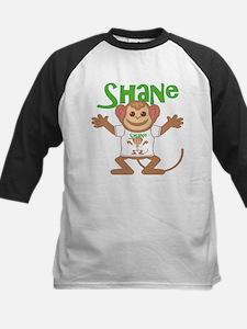 Little Monkey Shane Kids Baseball Jersey