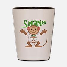 Little Monkey Shane Shot Glass