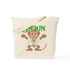 Little Monkey Shaun Tote Bag